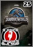 025 Jurassic World