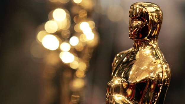 Oscar Statuette Exhibit Opening
